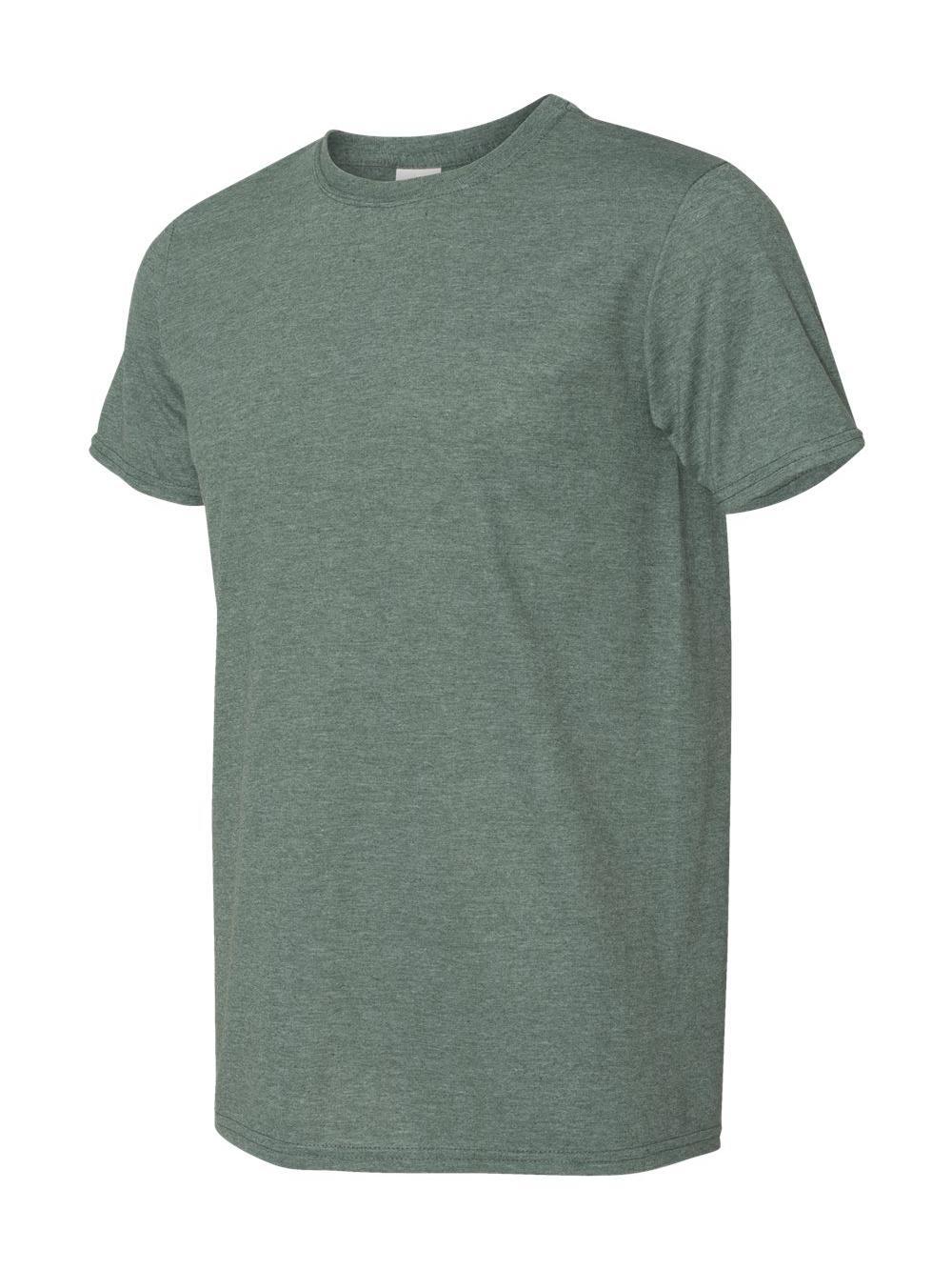 Gildan-Softstyle-T-Shirt-64000 thumbnail 59