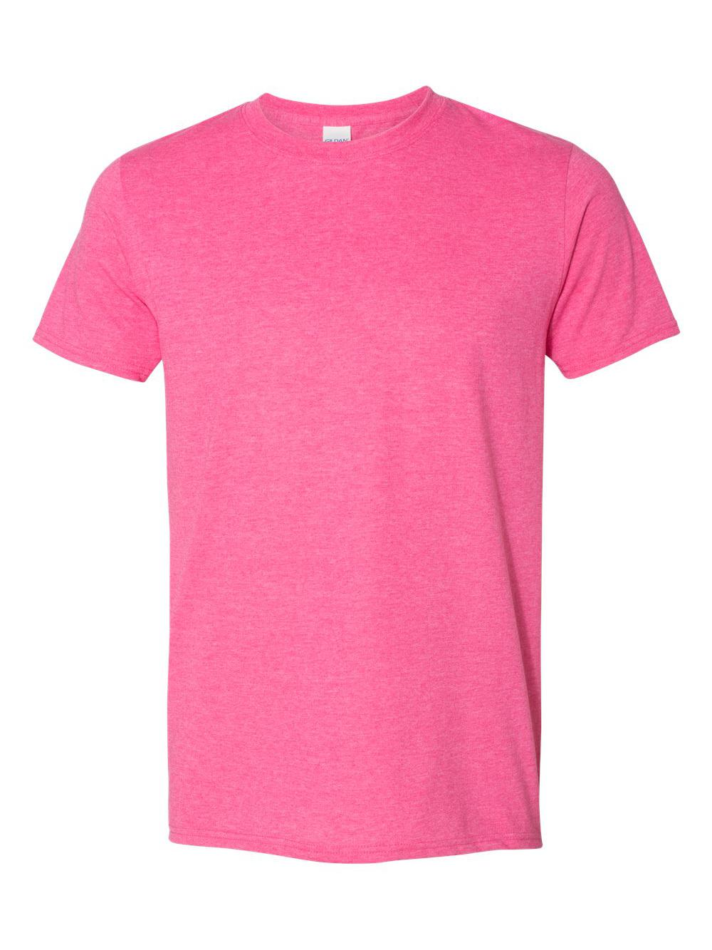 Gildan-Softstyle-T-Shirt-64000 thumbnail 69