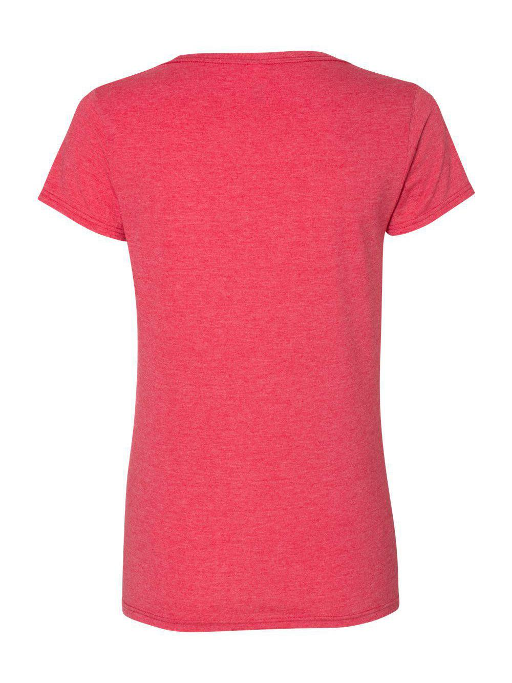 Gildan-Softstyle-Women-039-s-Deep-Scoopneck-T-Shirt-64550L thumbnail 31