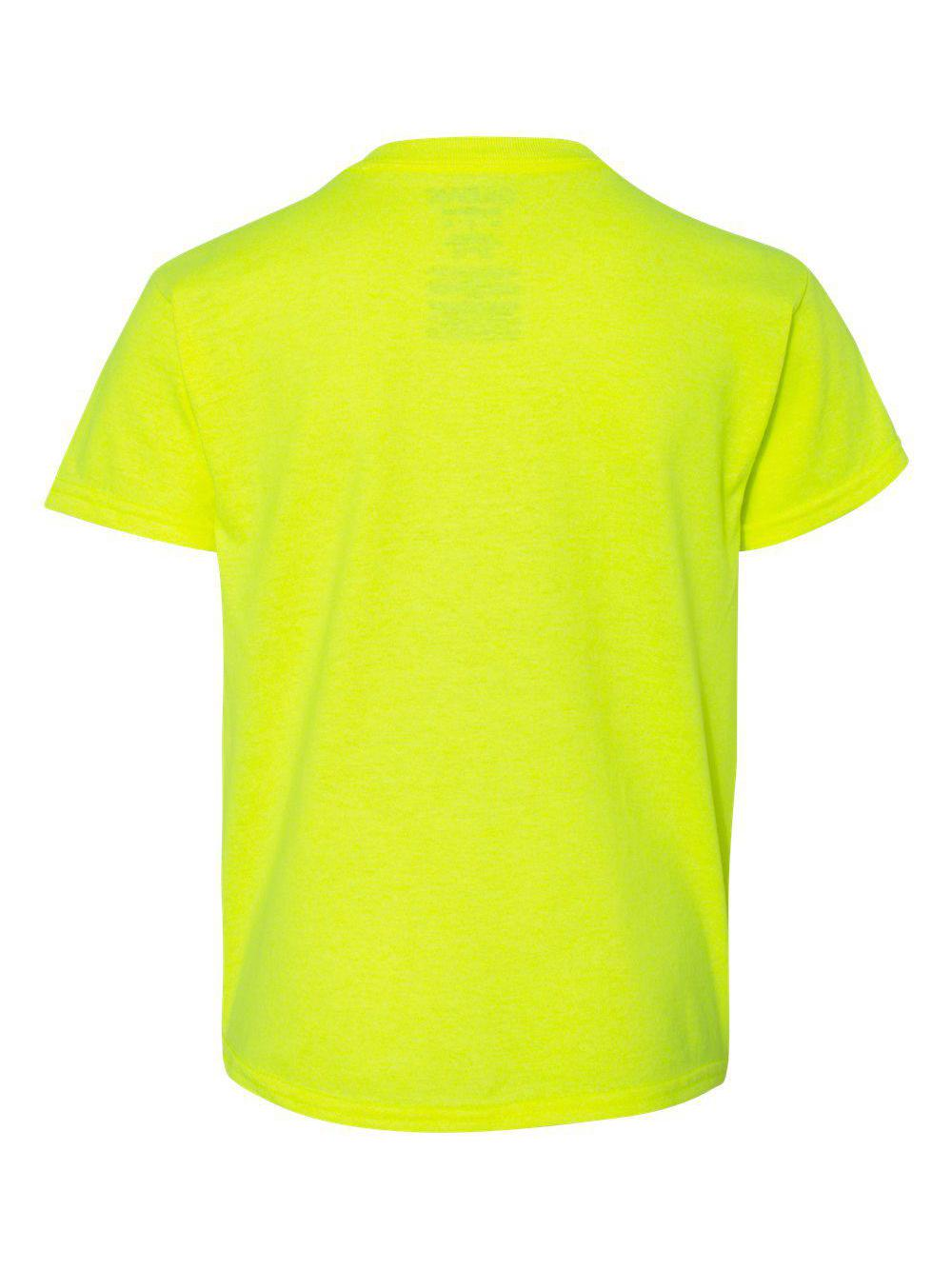 Gildan-DryBlend-Youth-50-50-T-Shirt-8000B thumbnail 85