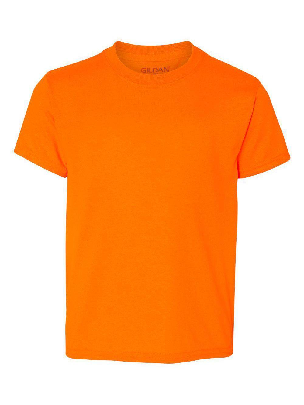 Gildan-DryBlend-Youth-50-50-T-Shirt-8000B thumbnail 81