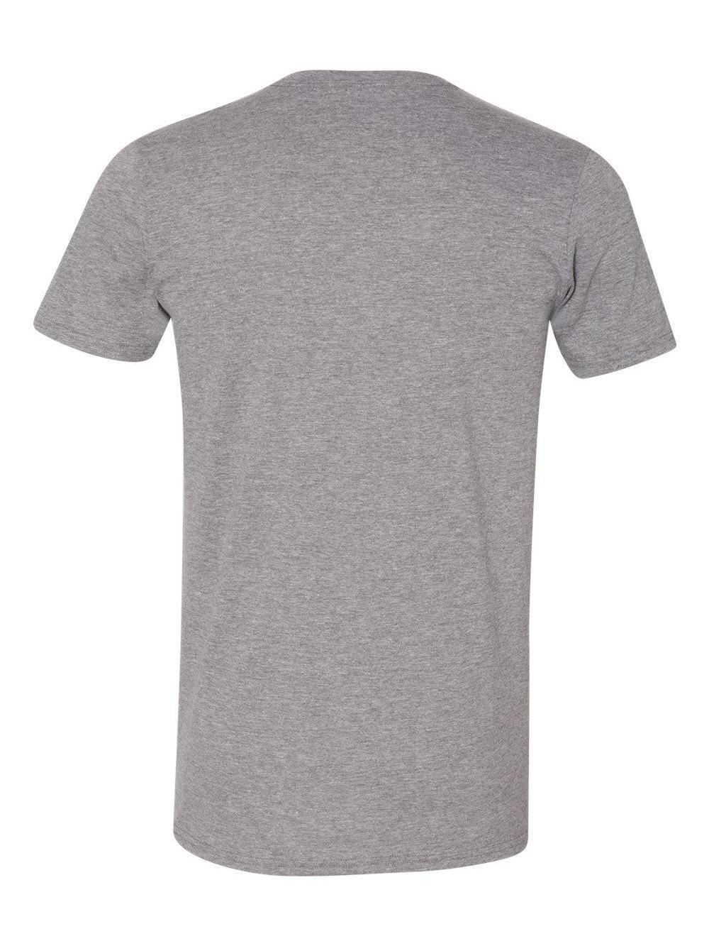 Anvil-Lightweight-Ringspun-V-Neck-T-Shirt-982 thumbnail 10