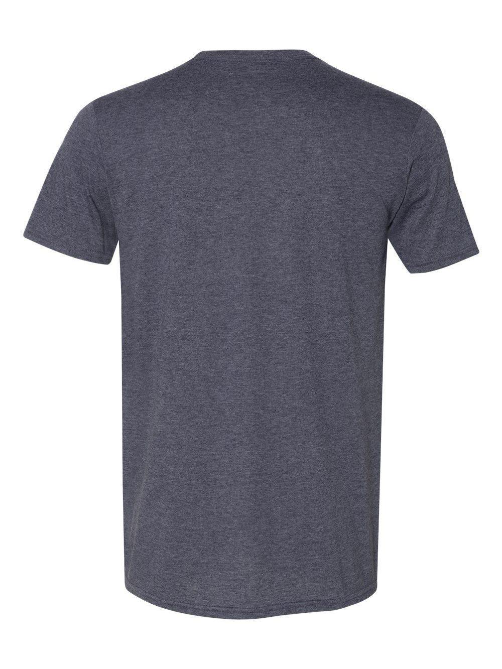 Anvil-Lightweight-Ringspun-V-Neck-T-Shirt-982 thumbnail 16