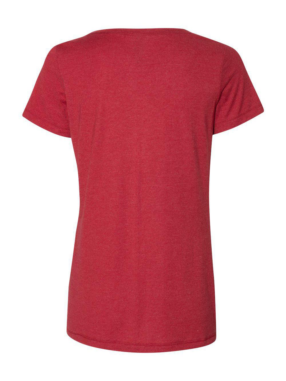 Hanes-Women-039-s-Modal-Triblend-T-Shirt-MO150 thumbnail 6