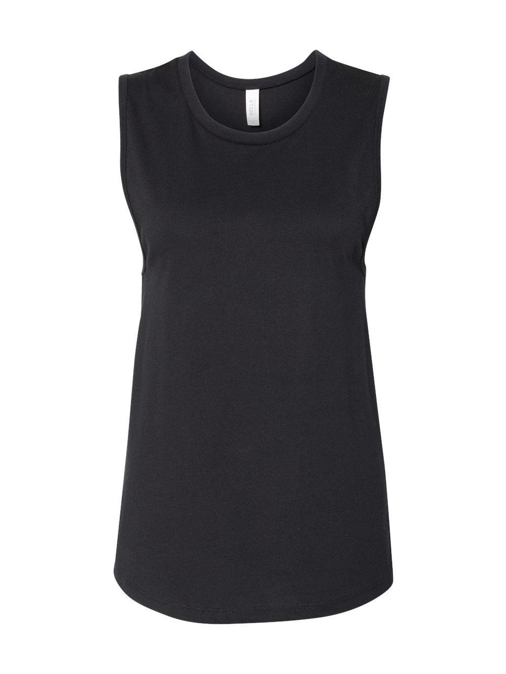 Bella-Canvas-Women-039-s-Jersey-Muscle-Tank-6003 thumbnail 6