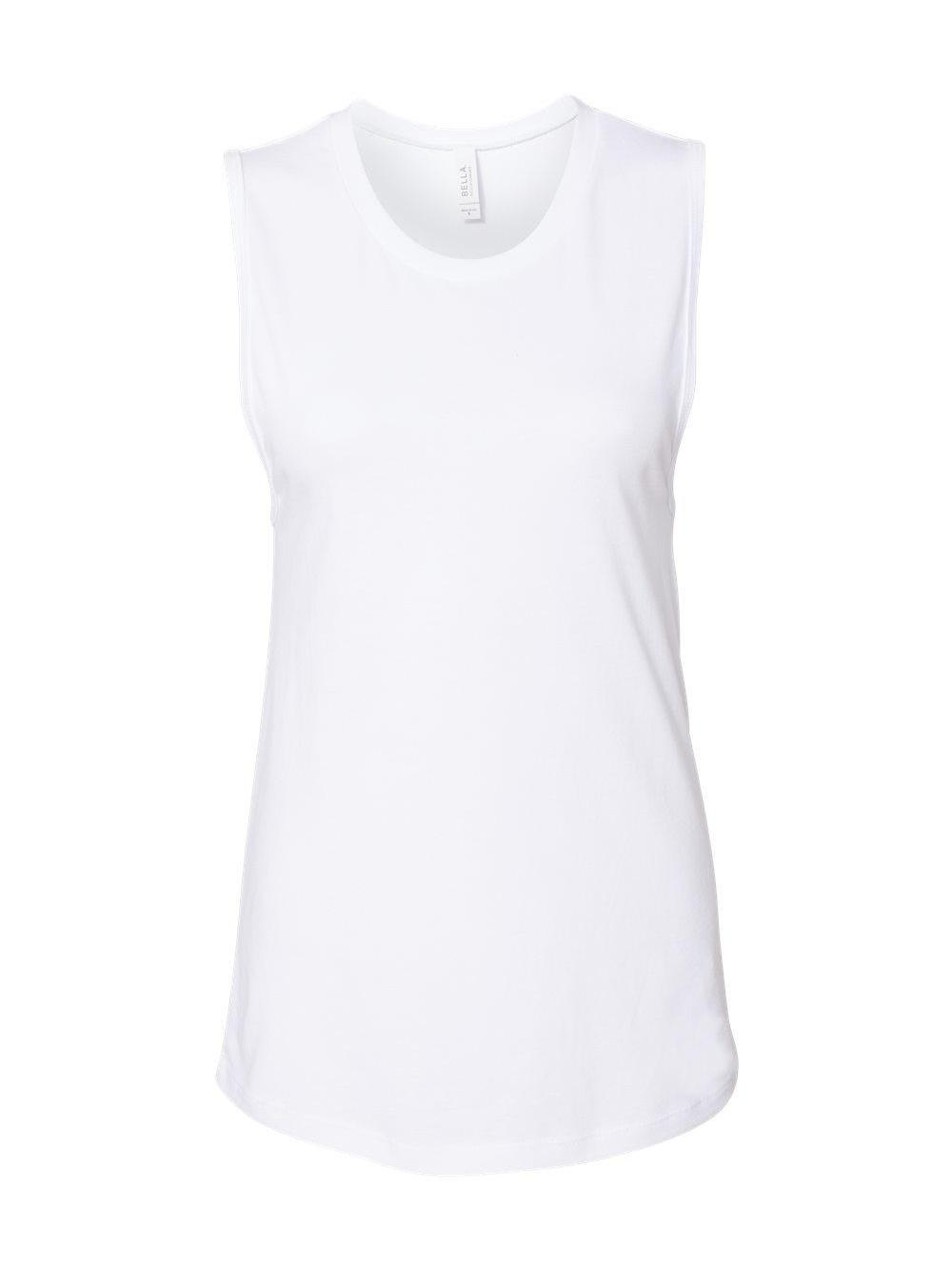 Bella-Canvas-Women-039-s-Jersey-Muscle-Tank-6003 thumbnail 24