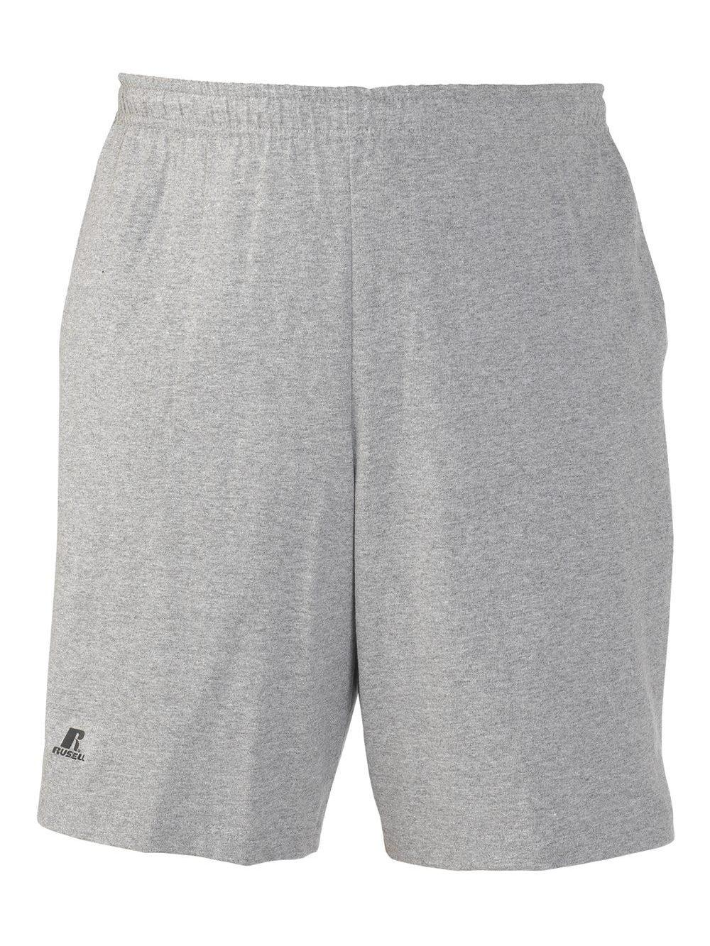 Russell-Athletic-Essential-Jersey-Cotton-Shorts-with-Pockets-25843M thumbnail 14