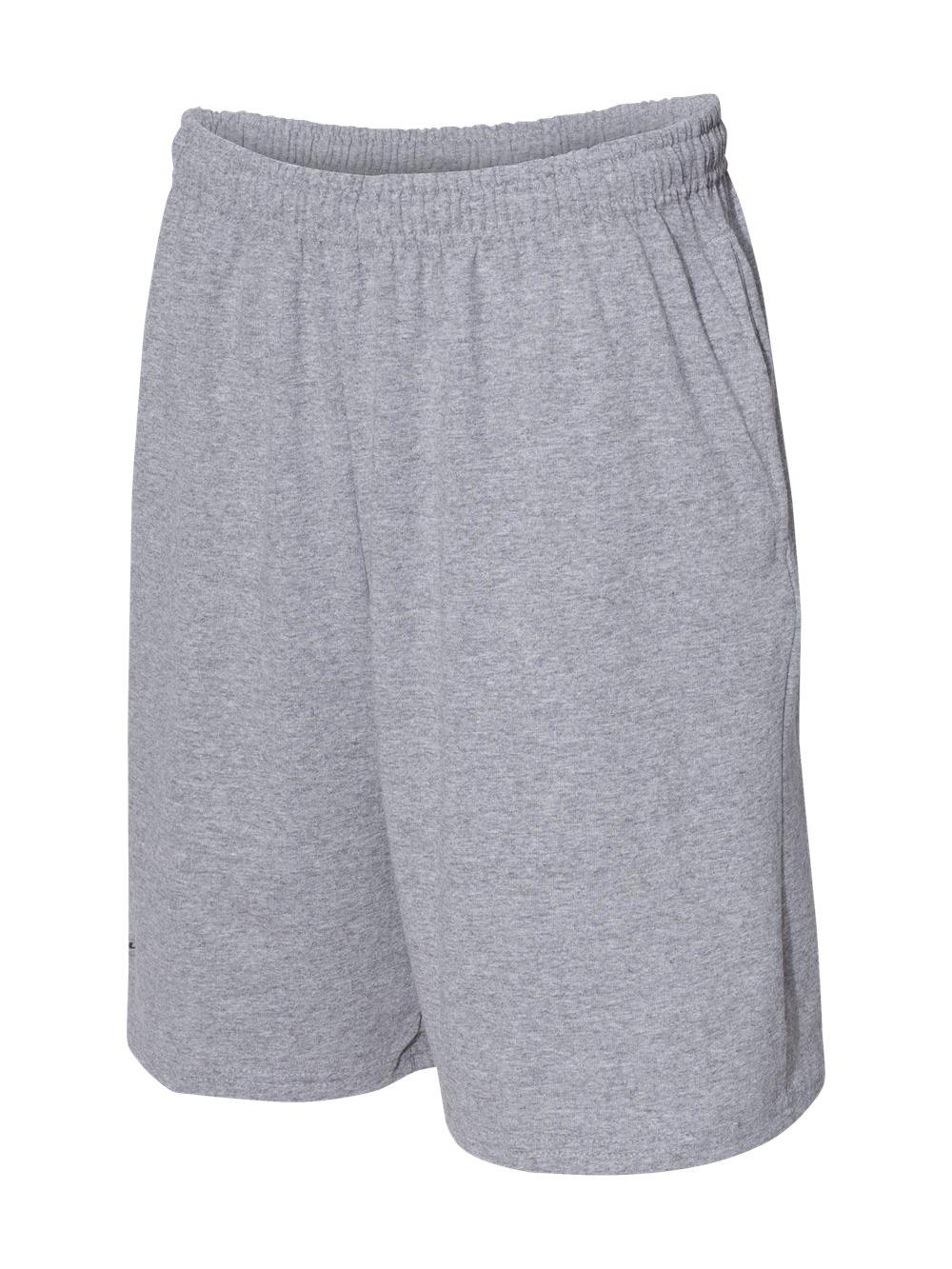 Russell-Athletic-Essential-Jersey-Cotton-Shorts-with-Pockets-25843M thumbnail 13