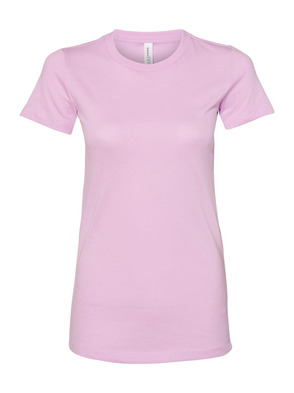 Bella-Canvas-Women-039-s-The-Favorite-Tee-6004 thumbnail 81