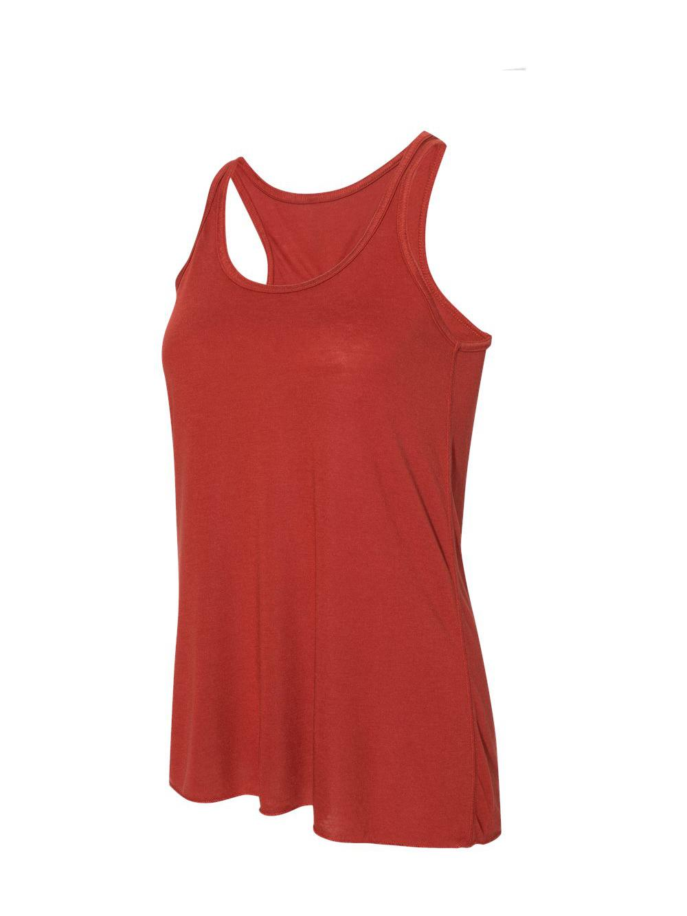 Bella-Canvas-Women-039-s-Flowy-Racerback-Tank-8800 thumbnail 20