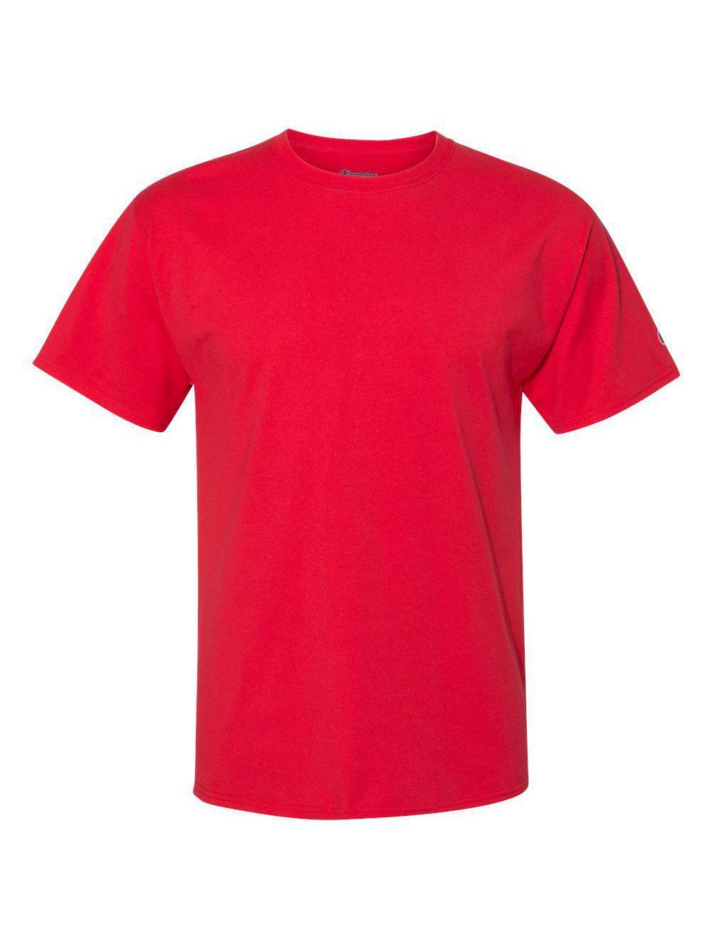 Champion-Premium-Classics-Short-Sleeve-T-Shirt-CP10 thumbnail 5