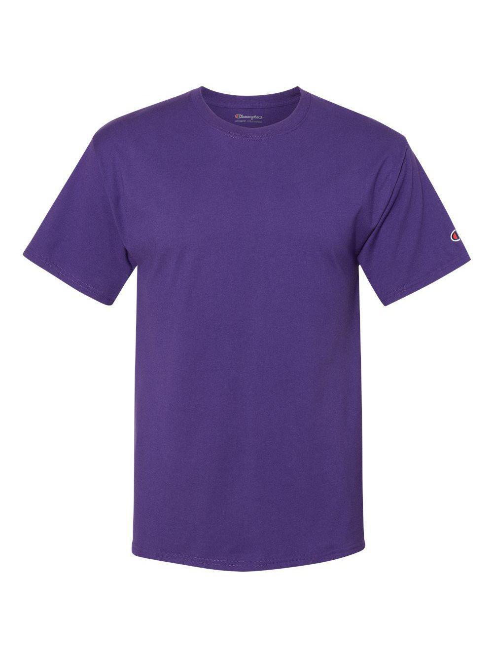 Champion-Premium-Classics-Short-Sleeve-T-Shirt-CP10 thumbnail 38