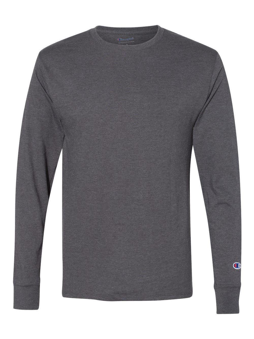 Champion-Long-Sleeve-T-Shirt-CP15 thumbnail 8