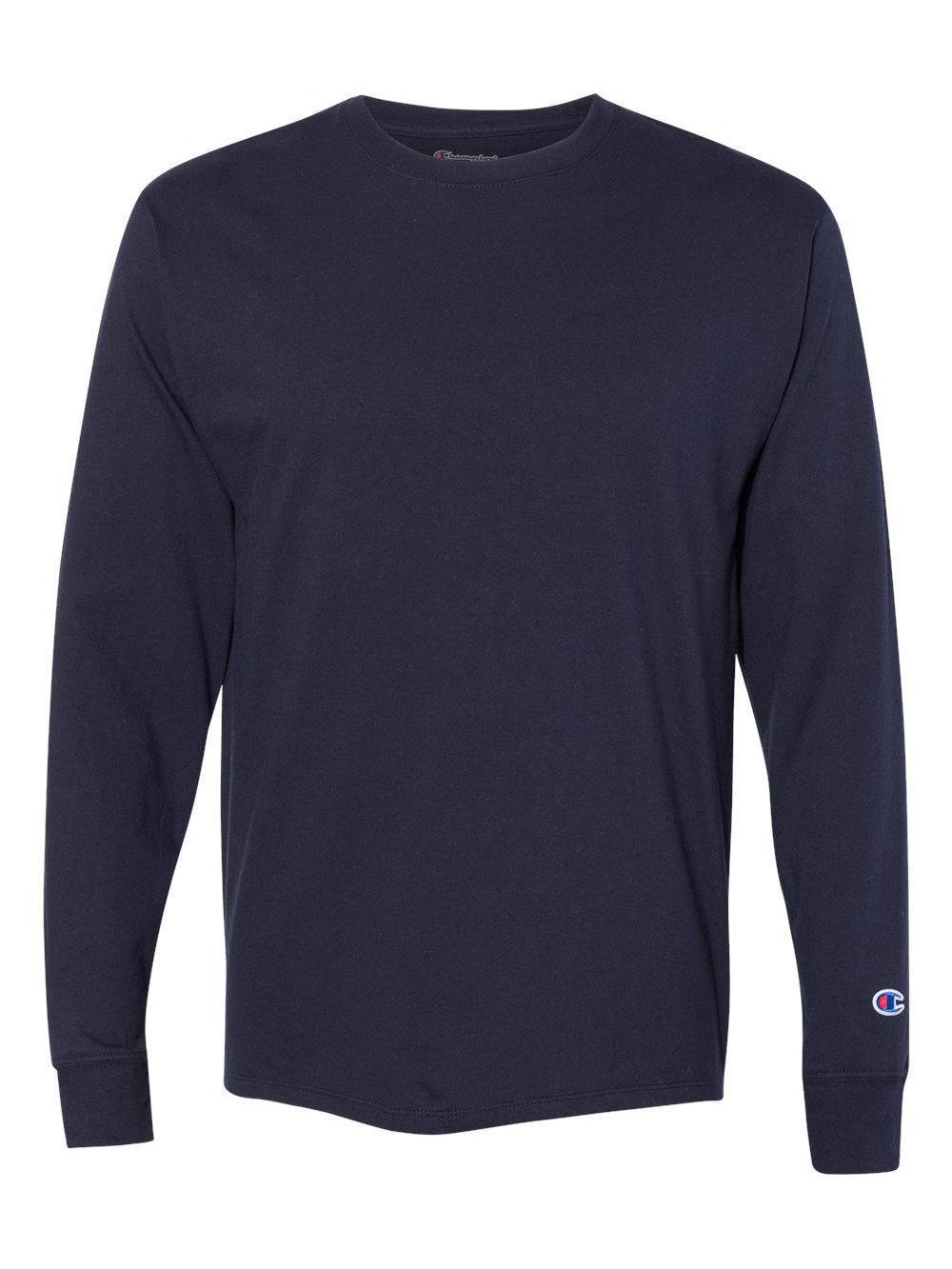 Champion-Long-Sleeve-T-Shirt-CP15 thumbnail 11