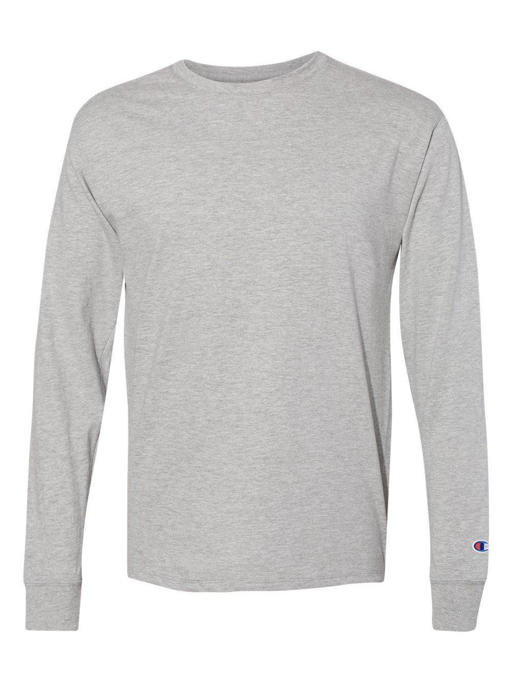 Champion-Long-Sleeve-T-Shirt-CP15 thumbnail 14