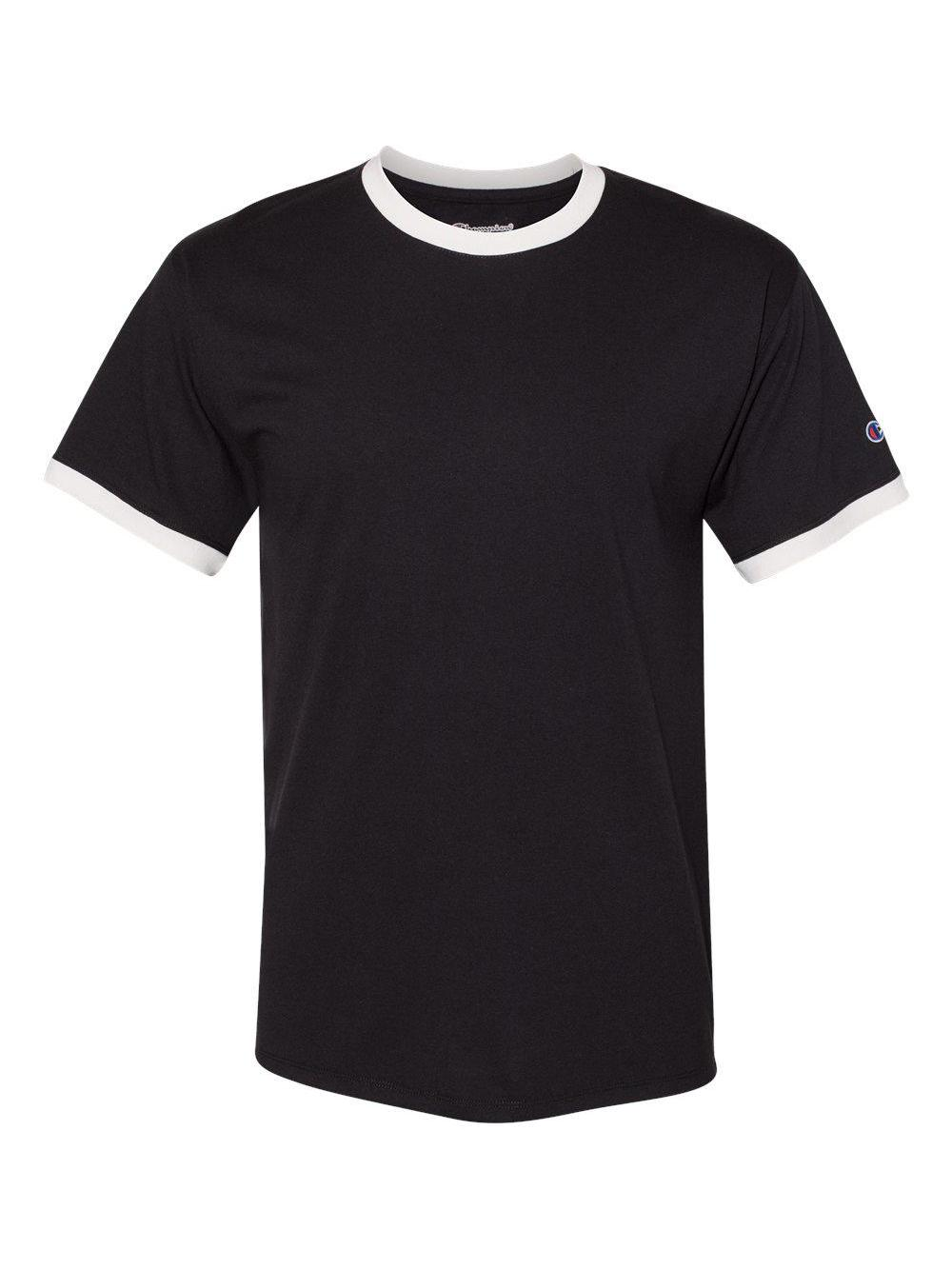 Champion-Premium-Fashion-Ringer-T-Shirt-CP65 thumbnail 5