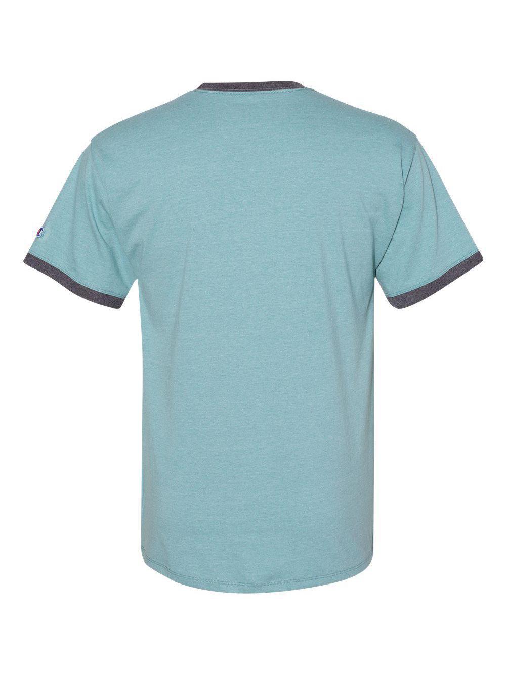 Champion-Premium-Fashion-Ringer-T-Shirt-CP65 thumbnail 9