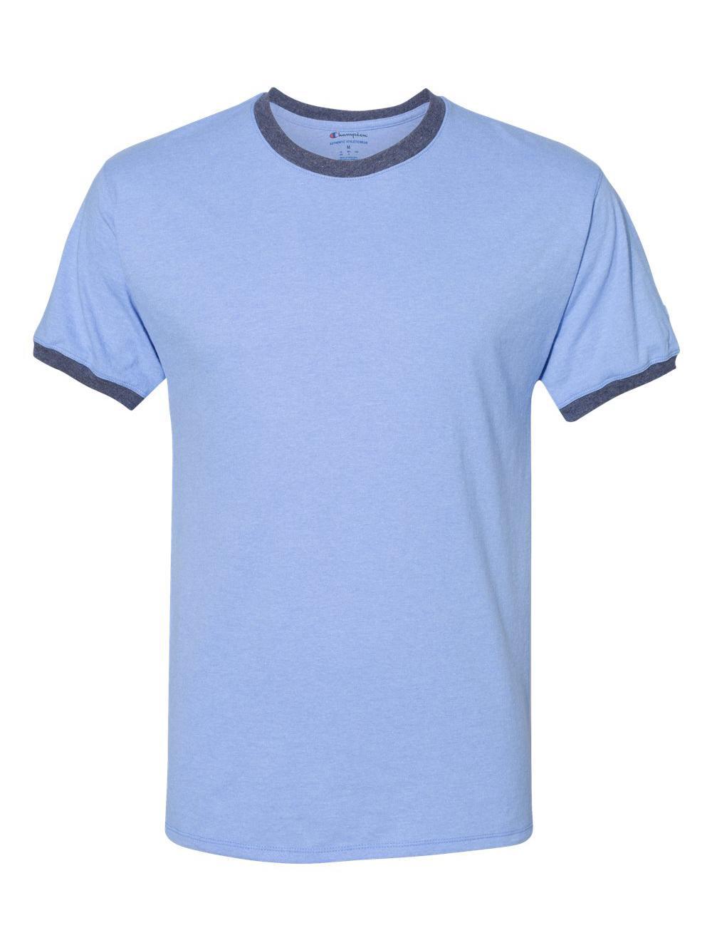 Champion-Premium-Fashion-Ringer-T-Shirt-CP65 thumbnail 14