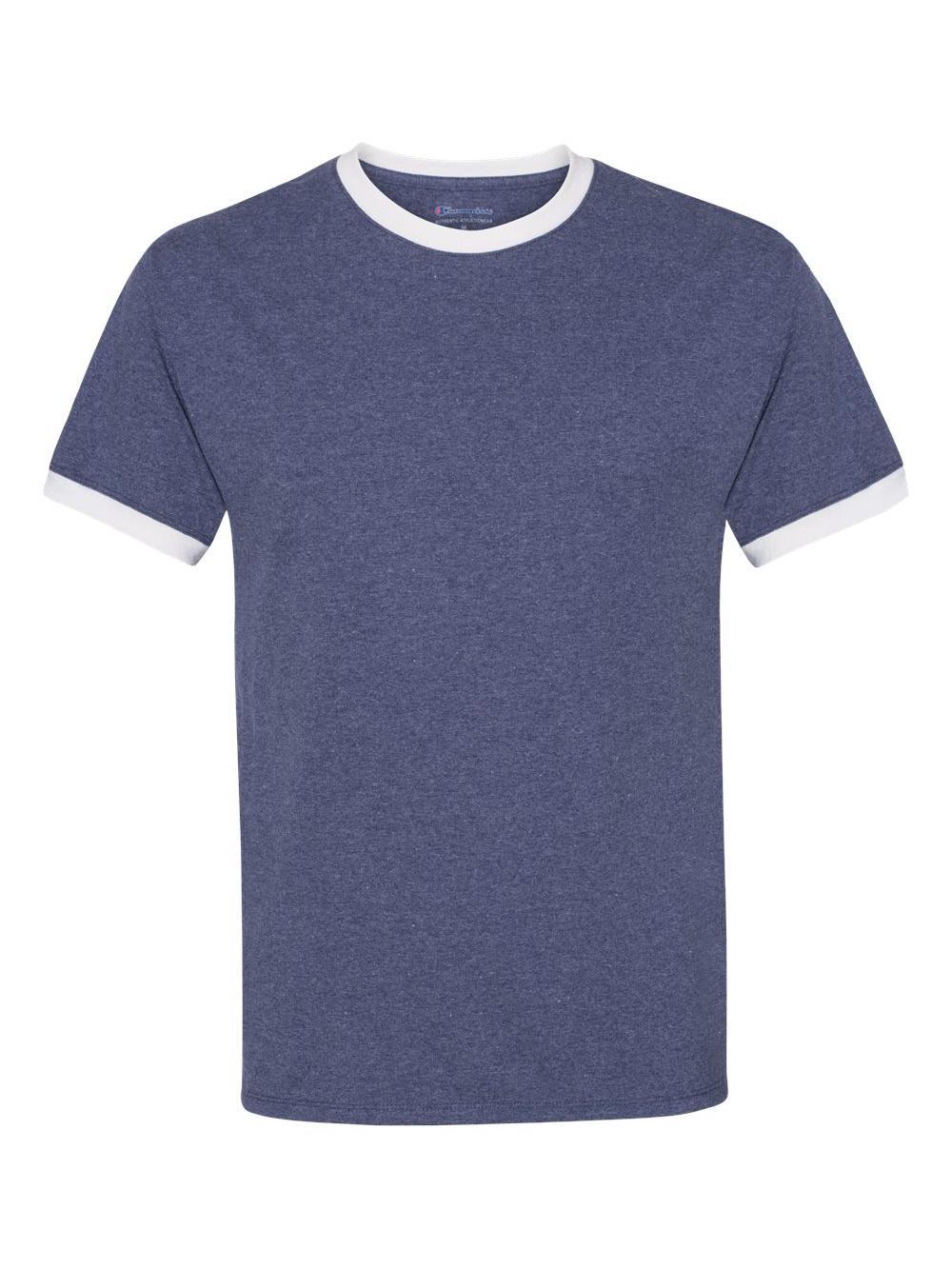 Champion-Premium-Fashion-Ringer-T-Shirt-CP65 thumbnail 17