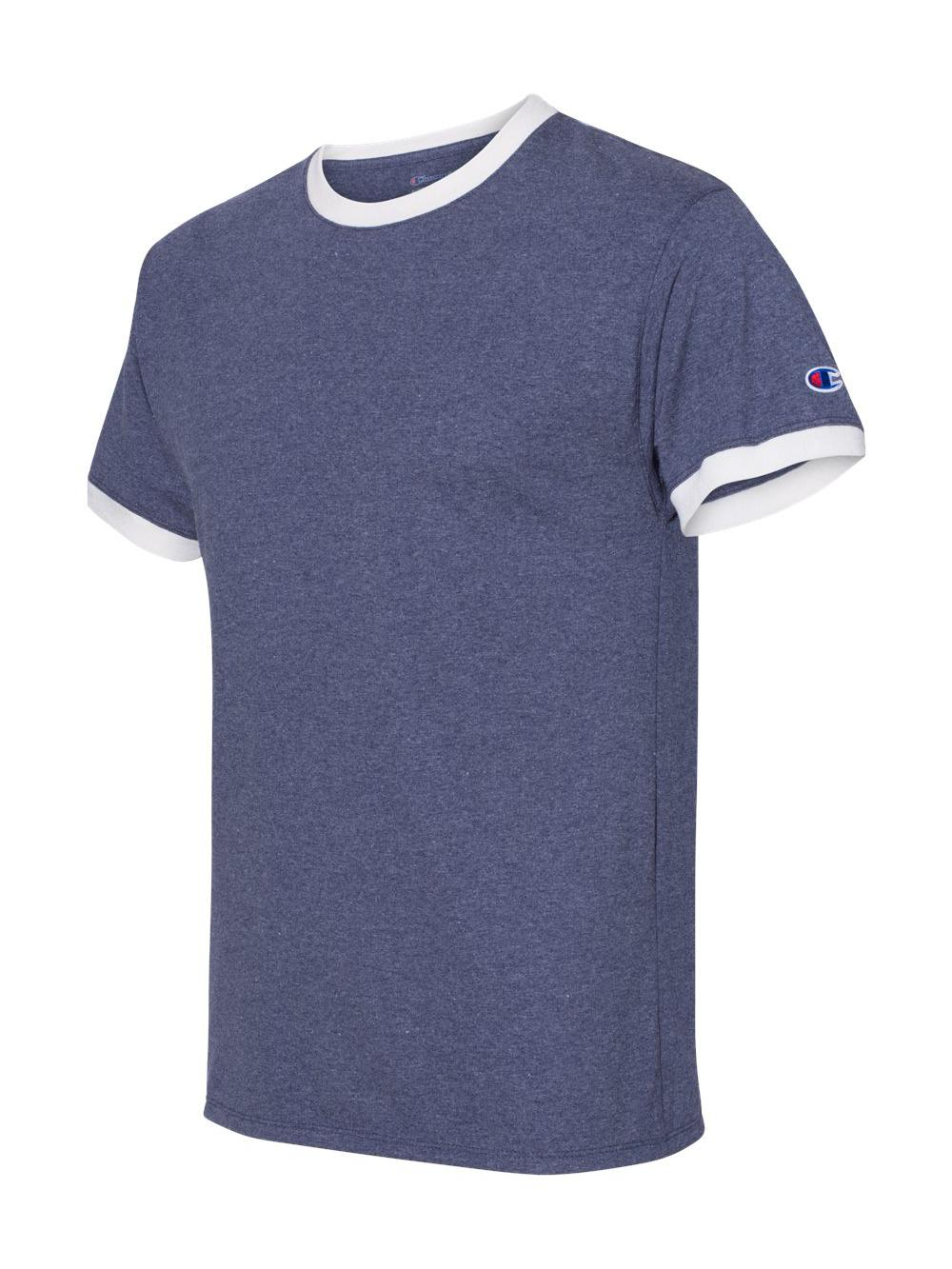 Champion-Premium-Fashion-Ringer-T-Shirt-CP65 thumbnail 16