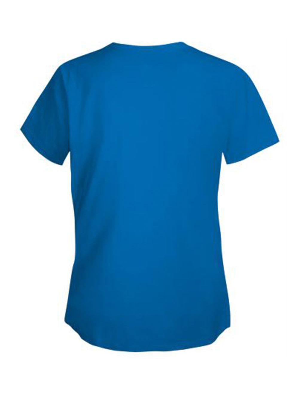 Hanes-Nano-T-Women-039-s-V-Neck-T-Shirt-S04V thumbnail 10