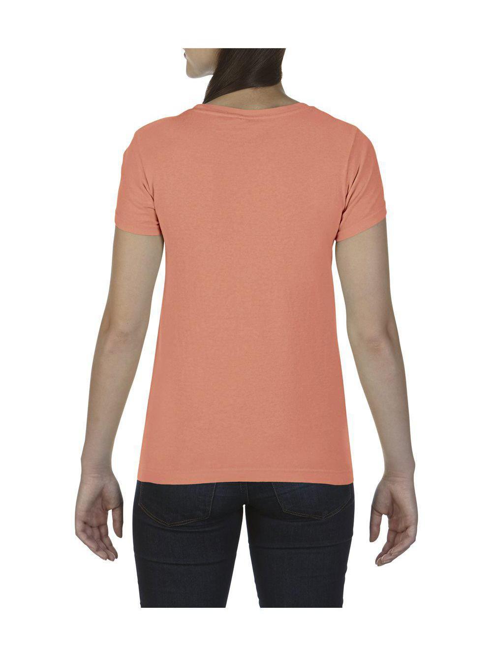 Comfort-Colors-Pigment-Dyed-Ringspun-Women-039-s-Short-Sleeve-T-Shirt-3333 thumbnail 28
