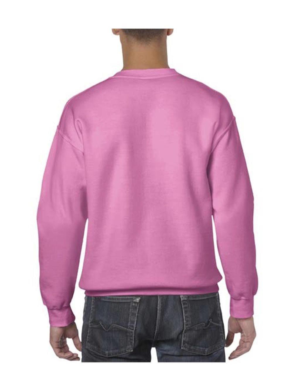 Gildan-Heavy-Blend-Crewneck-Sweatshirt-18000 thumbnail 9