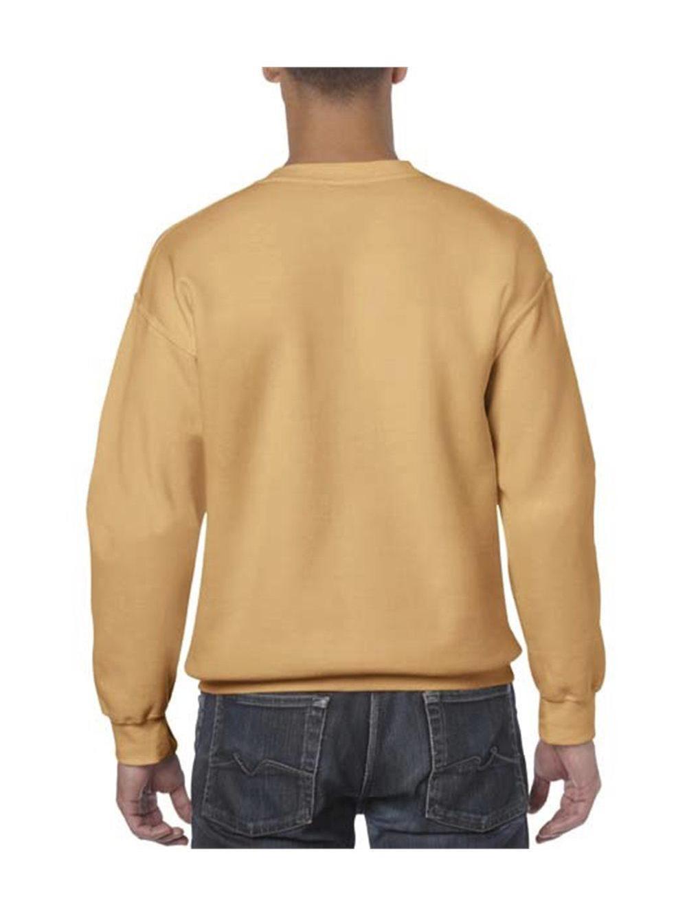 Gildan-Heavy-Blend-Crewneck-Sweatshirt-18000 thumbnail 69
