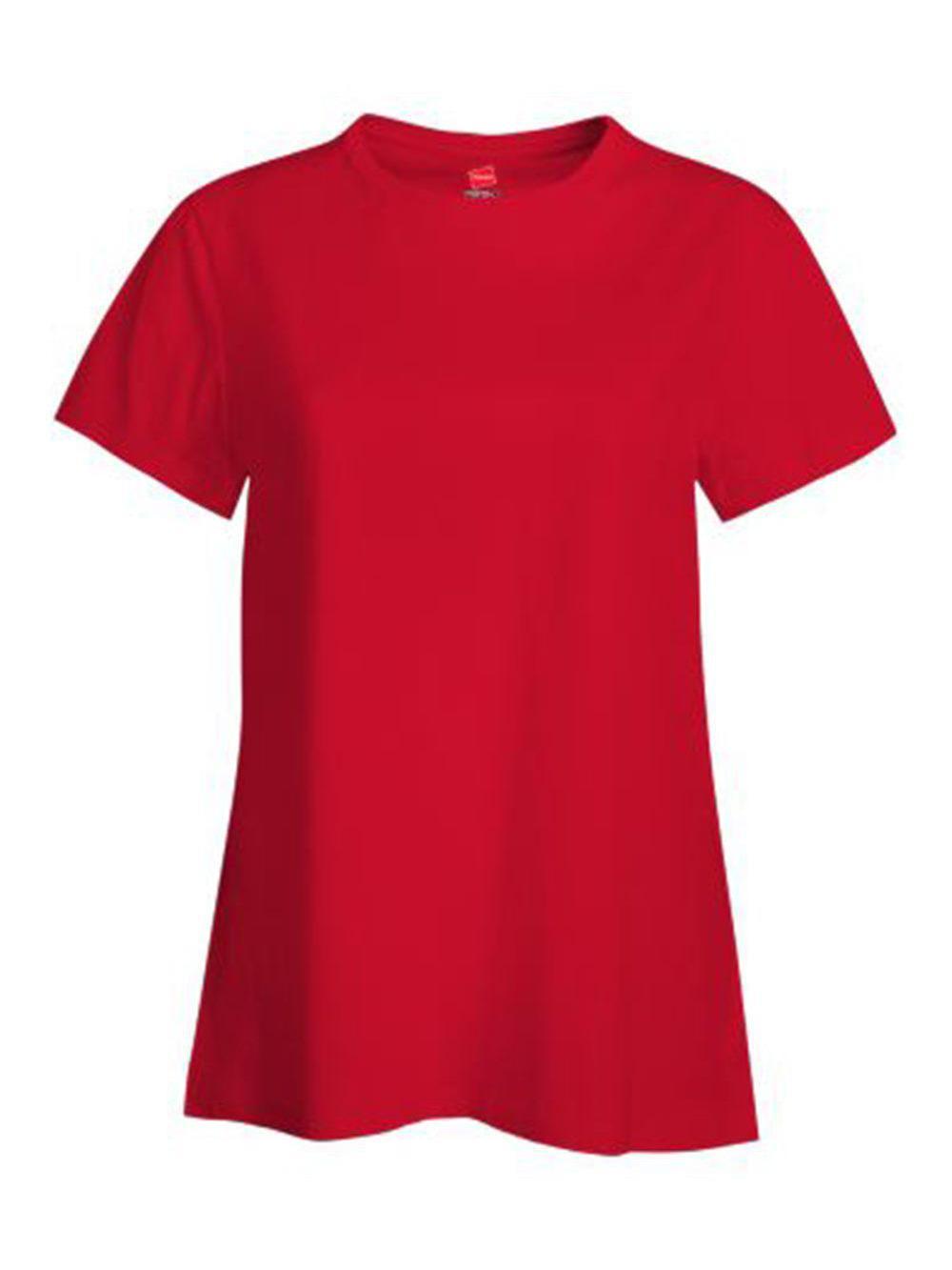 Hanes-Nano-T-Women-039-s-T-Shirt-SL04 thumbnail 3
