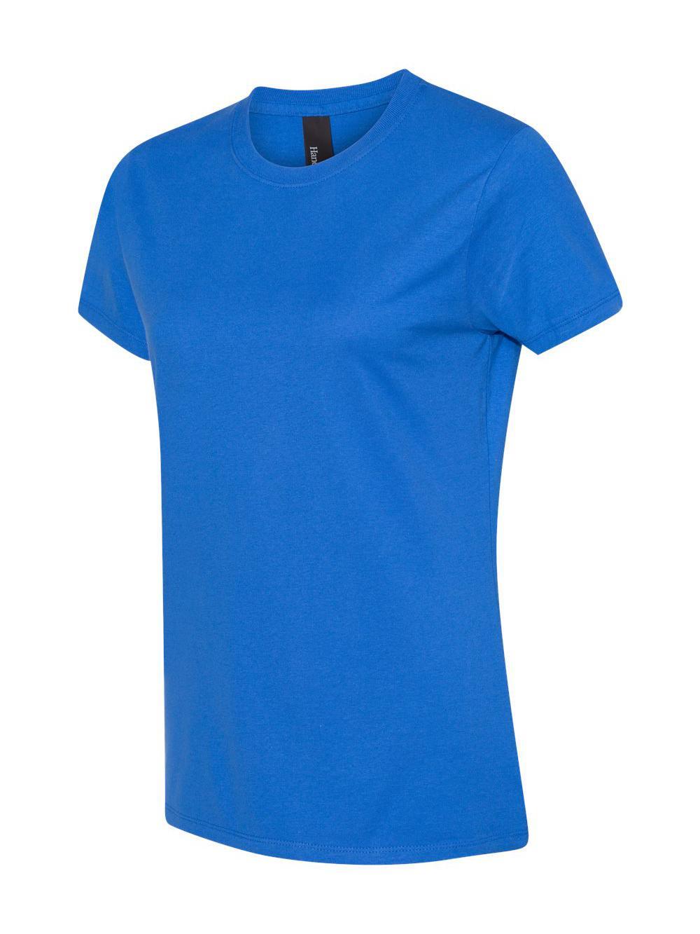 Hanes-Nano-T-Women-039-s-T-Shirt-SL04 thumbnail 8