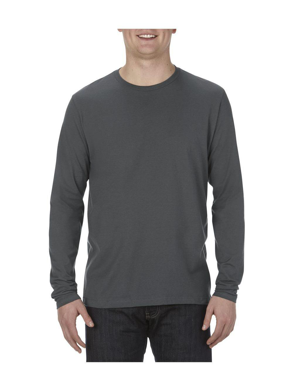 ALSTYLE-Ultimate-Long-Sleeve-T-Shirt-5304 thumbnail 7