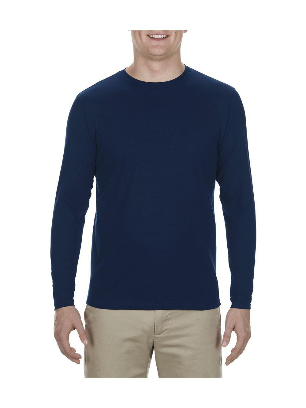 ALSTYLE-Ultimate-Long-Sleeve-T-Shirt-5304 thumbnail 13