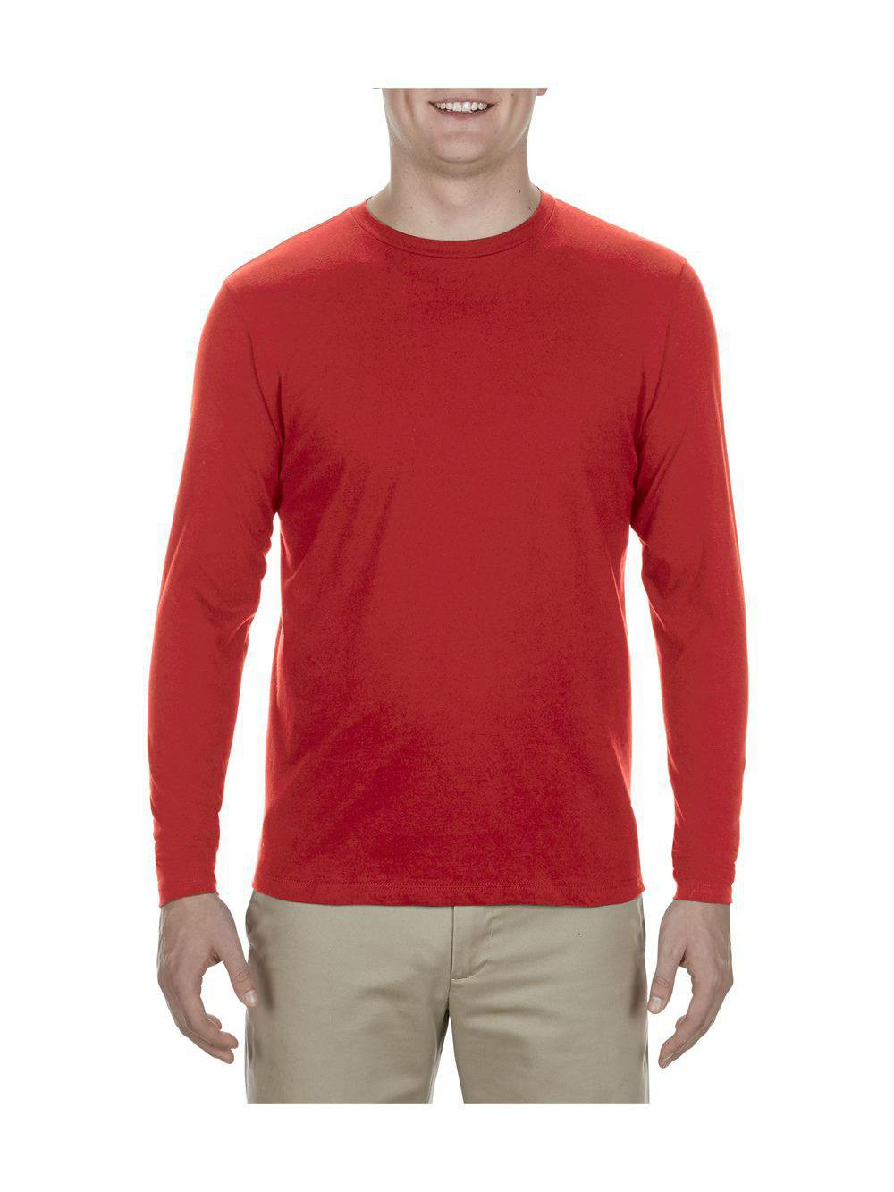 ALSTYLE-Ultimate-Long-Sleeve-T-Shirt-5304 thumbnail 16