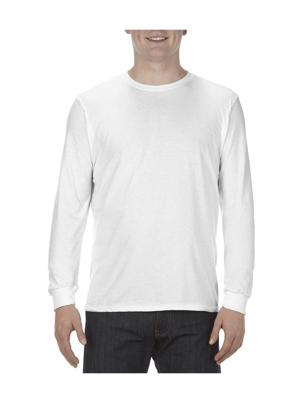 ALSTYLE-Ultimate-Long-Sleeve-T-Shirt-5304 thumbnail 19