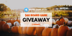 Board Game Atlas Giveaway (Winner on October 23, 2019) image