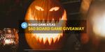 Board Game Atlas Giveaway (Winner on November 8, 2019) image