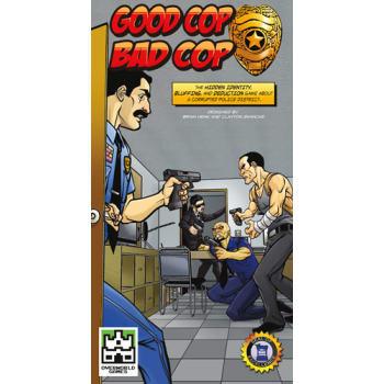 Good Cop Bad Cop Second Edition board game