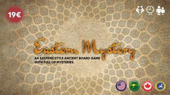 Eastern Mystery board game