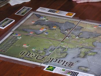 Black Death v1.01 board game