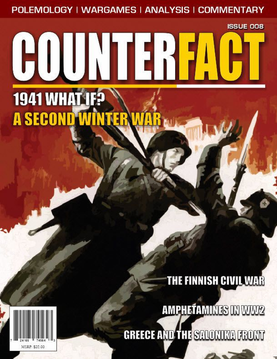1941: What If? An Alternative History Wargame of a Second Winter War
