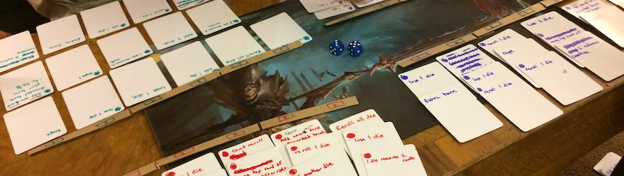 Last Stand Board Game Beta Prototype