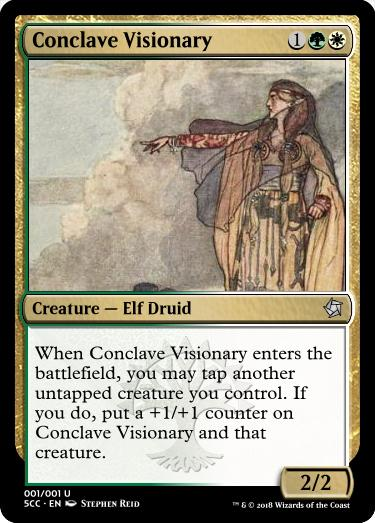 Conclave Visionary
