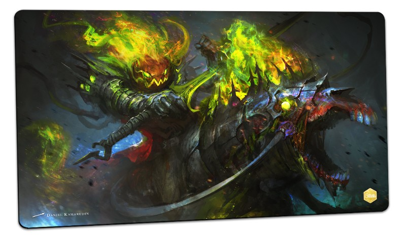 Lord Pumpinkton MTG Playmat