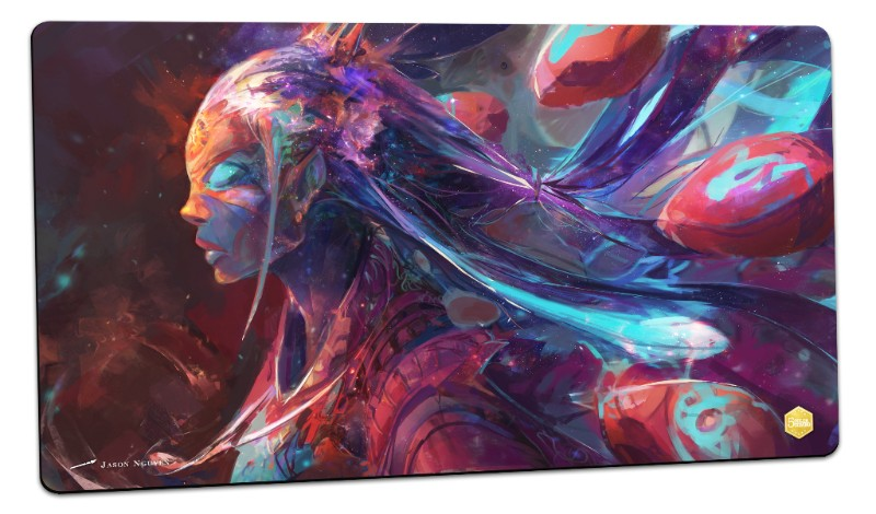 Jason Nguyen MTG Playmats