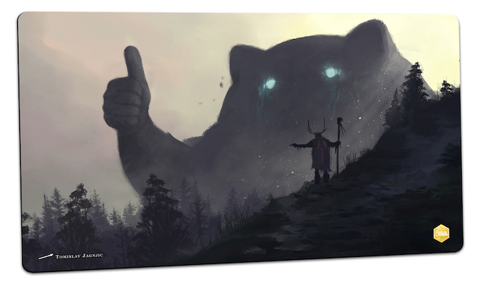 Kickstarter MTG Playmat