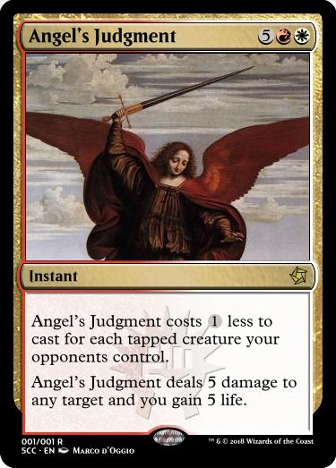 Angels Judgment