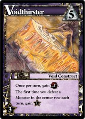 Ascension Voidthirster Card