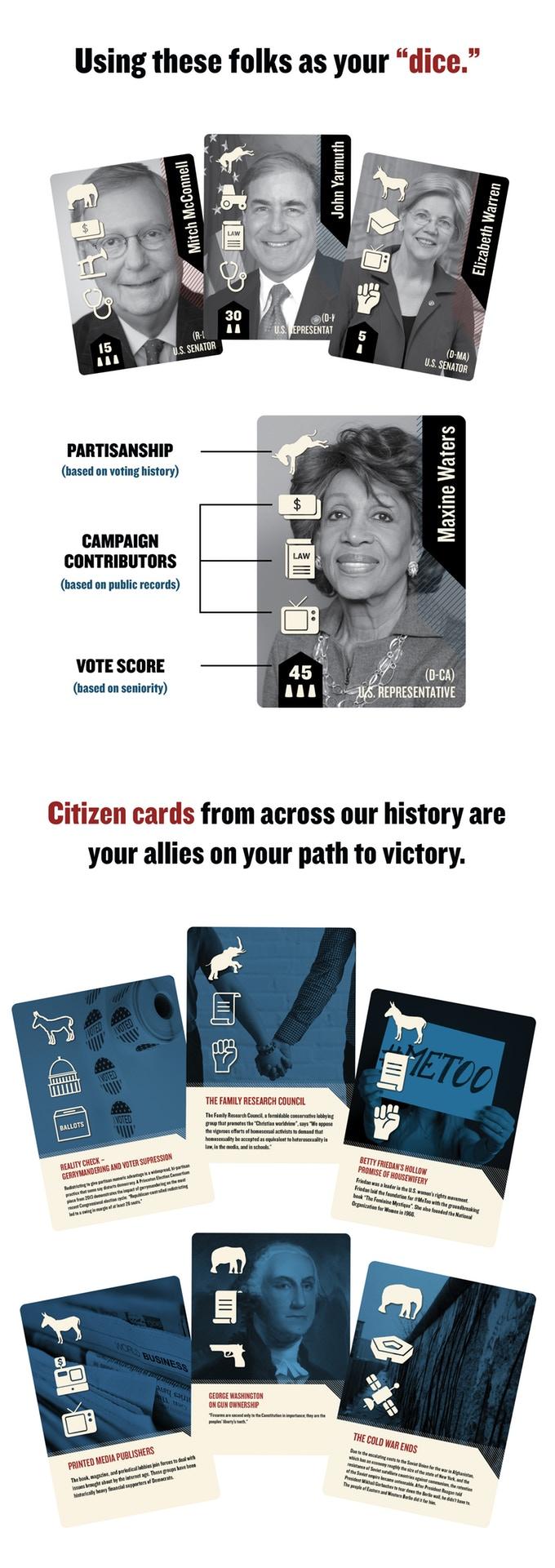 Citizen Board Game