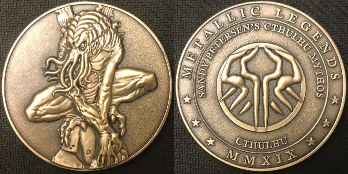 Cthulhu Coins
