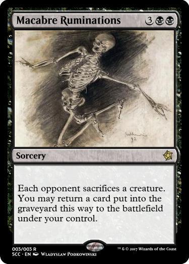 Macabre Ruminations